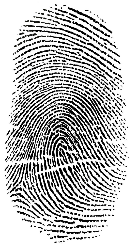 social media thumbprint